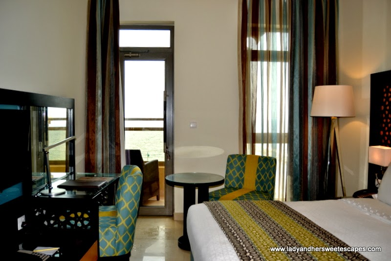 seaview room at The Ajman Palace
