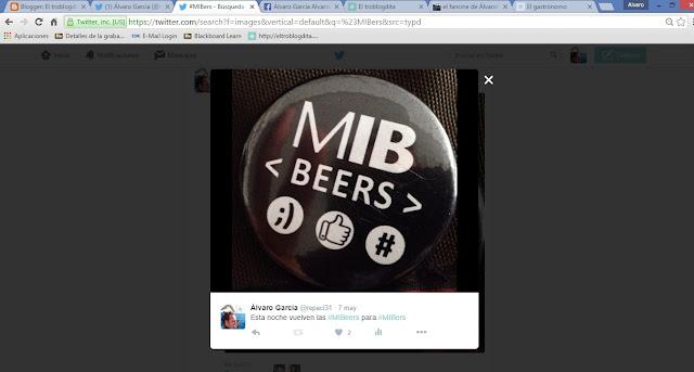 MIBer - MIBers - MIBeers - el MIB en imágenes: Twitter - ISDI - Álvaro García - ÁlvaroGP - Social Media & SEO
