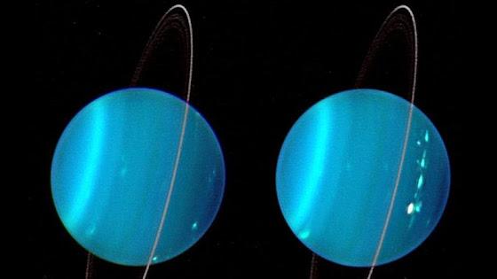 Urano é um planeta fantástico e deveríamos visitá-lo