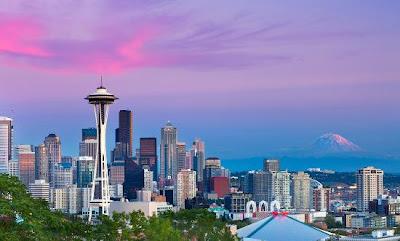 Tempat Wisata di Seattle, Washington