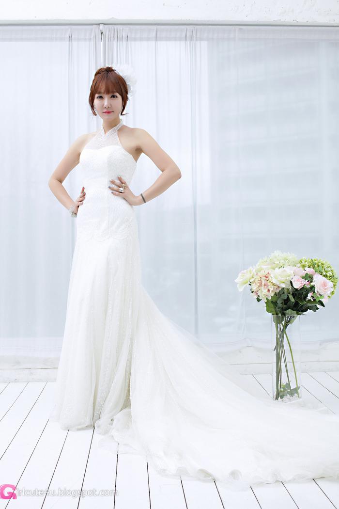 Xxx Nude Girls Yoon Seul In Wedding Dress-6106