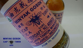 minyak tawon