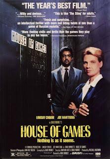 House of Games (1987) เกมส์พลิกชีวิต [ซับไทย]