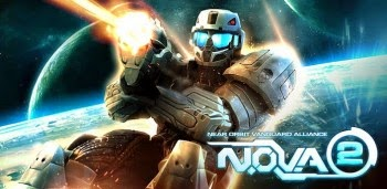 N.O.V.A. 2 Near Orbit Vanguard Alliance Apk