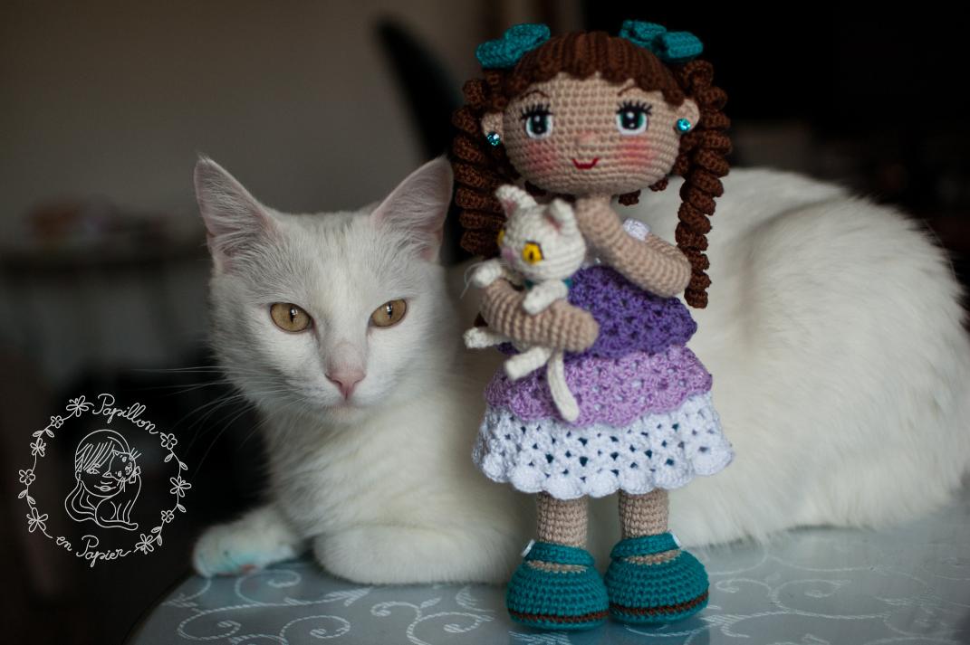 Crochet Amigurumi Doll Free : Papillon en papier muneca alexa alexa doll free crochet
