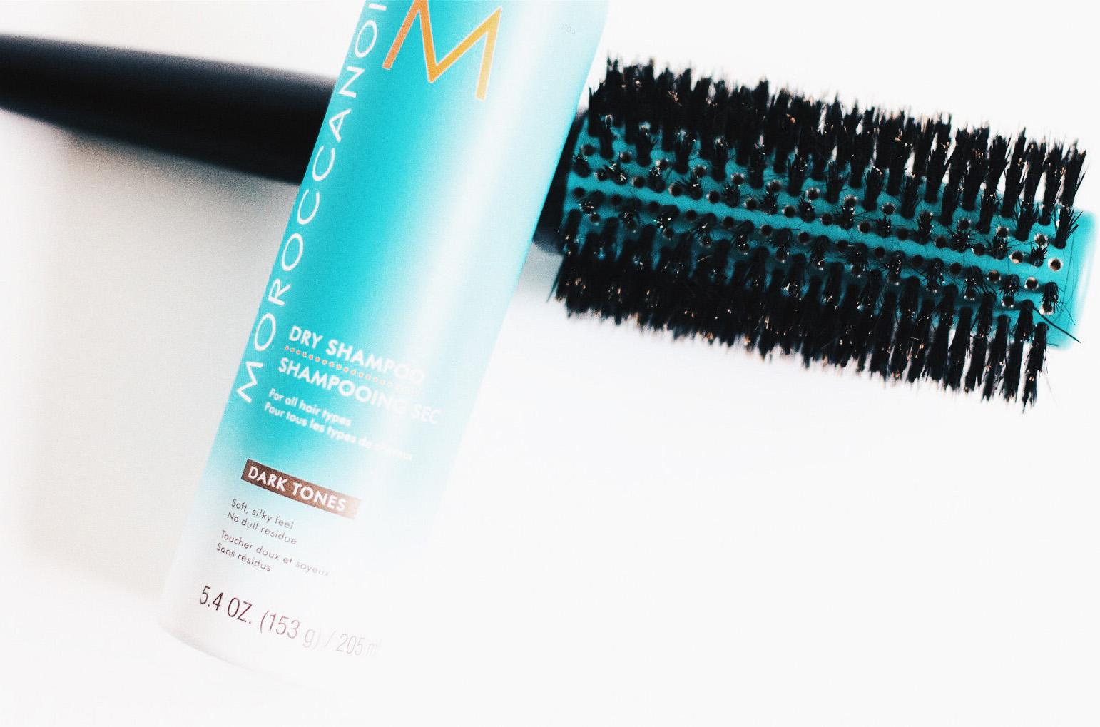 moroccanoil shampooing sec dark tones avis test