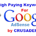 Top 79 High Paying Keyword for Adsense 2015
