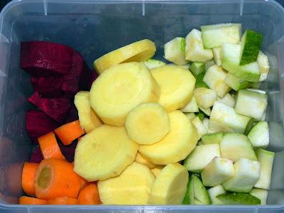receita de caldo de legumes para emagrecer