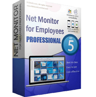 Download Net Monitor for Employees Professional Full Version