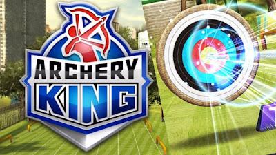 لعبة رماية الاسهم الرائعة Archery King مدفوعة للأندرويد Mod (تحديث متجدّد)
