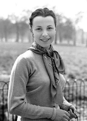 Клэр Блум в 1952 г.