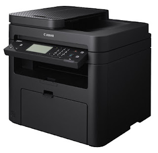 w printer has the widest hit of features inward a iii Canon i-SENSYS MF237w Driver Download
