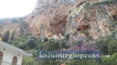 Αποτέλεσμα εικόνας για kainourgiopress Αγίας Ελεούσης