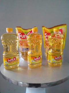 Berbagai varian kemasan SunCo