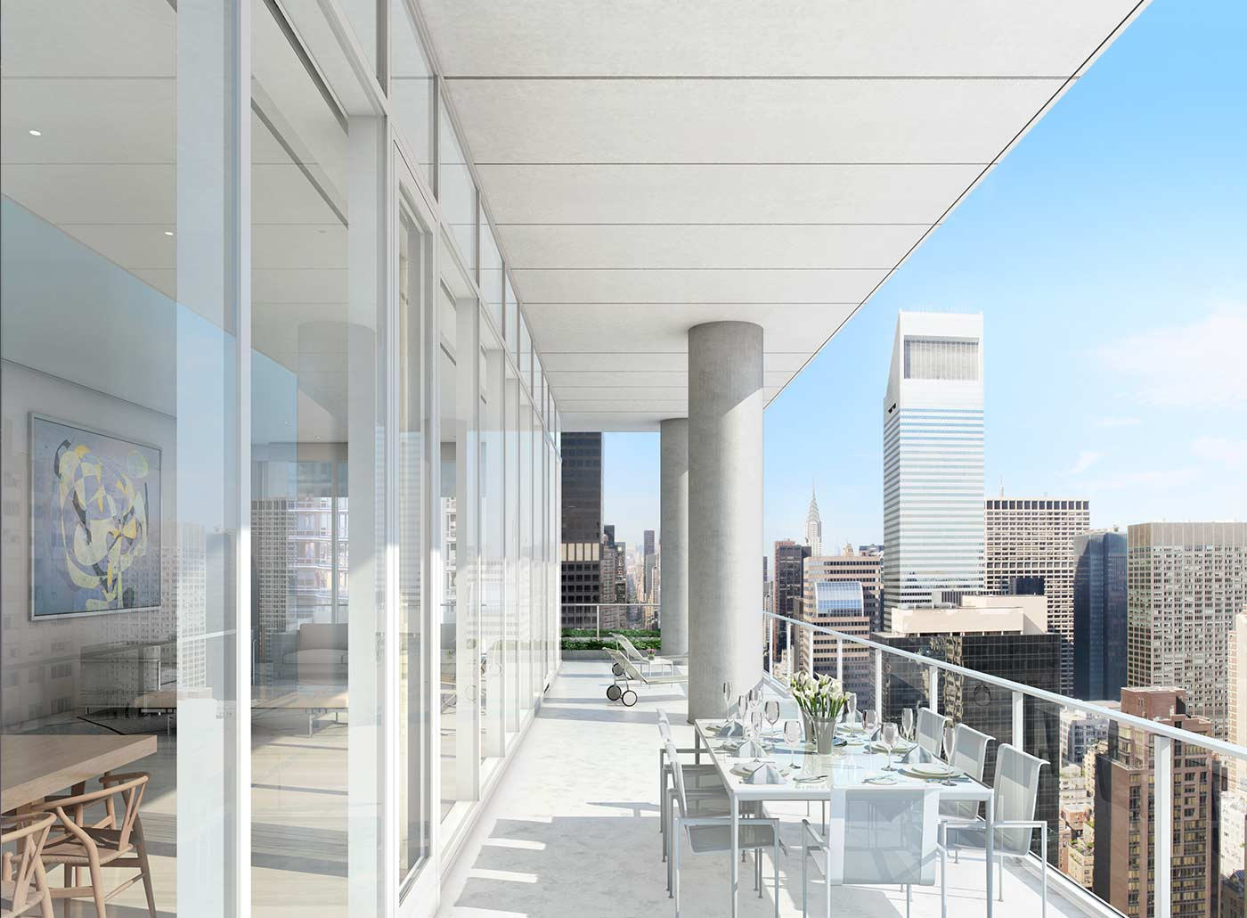 Miami comes to NYC with 200 East 59th Street