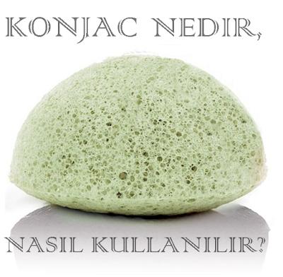 Eklips Konjac Sünger