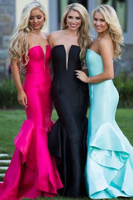 vestidos de xv años color menta