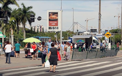 Base móvel ajuda Guarda Municipal de Florianópolis (SC) no atendimento à comunidade