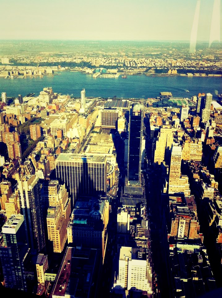 empire state building 86th floor