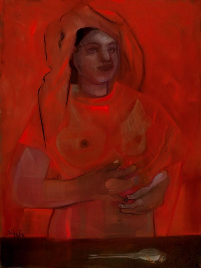 Американский художник. Sonya Fe