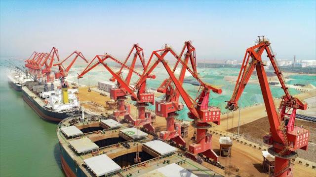 Pese a tensos lazos con EEUU, economía de China crece en 2018