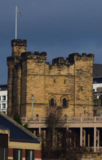 Castle Keep, Newcastle upon Tyne. December 2018