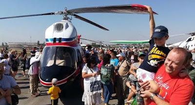 Компания Мотор-Сич представила первый украинский вертолет