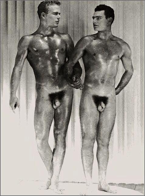 Hot Vintage Men Vintage Male Nudes-5900