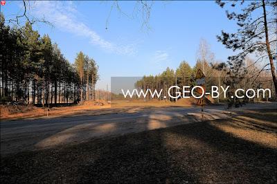 Раков. Строительство второго транспортного кольца вокруг Минска