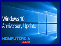 Cara upgrade versi windows ke windows 10 anniversary dengan windows 10 upgrade assistant