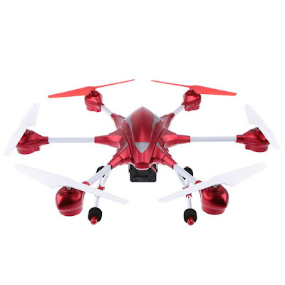 Spesifikasi Drone Huajun W609-7 - GudangDrone