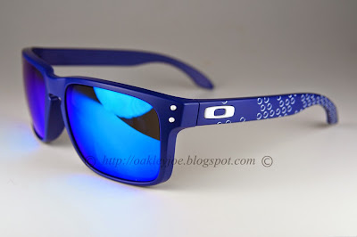 blue oakley holbrook 6fjc  Oakley Holbrook Blue
