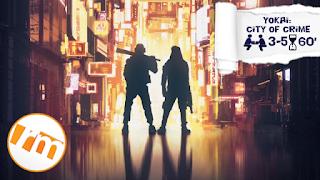 Recensioni Minute - (Anteprima) Yokai: city of crime