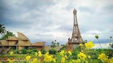 Harga Tiket Masuk Taman Wisata Papringan Magelang, Rute, Lokasi dan Jam Buka