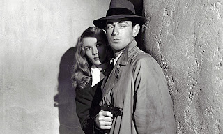 Alan Ladd Veronica Lake This Gun For Hire film noir