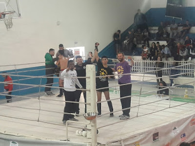 Registrense Pablo Tanno sagra-se campeão no Campeonato Paranaense de Muaythai