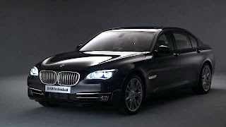 The BMW Individual is the result of a cooperation between