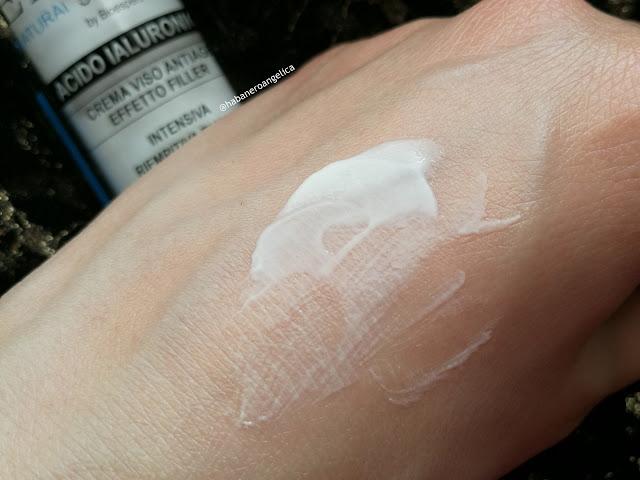 Crema Viso Anti Age Intensiva EFFETTO FILLER dall'alto contenuto di Acido Ialuronico con azione riempitiva delle rughe