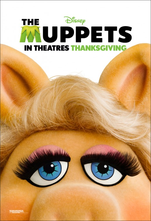 The Muppets Miss Piggy poster