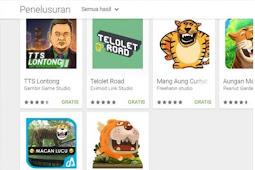 Patung Macan Koramil Cisewu Yang Viral Kini Berubah Jadi Aplikasi di Android