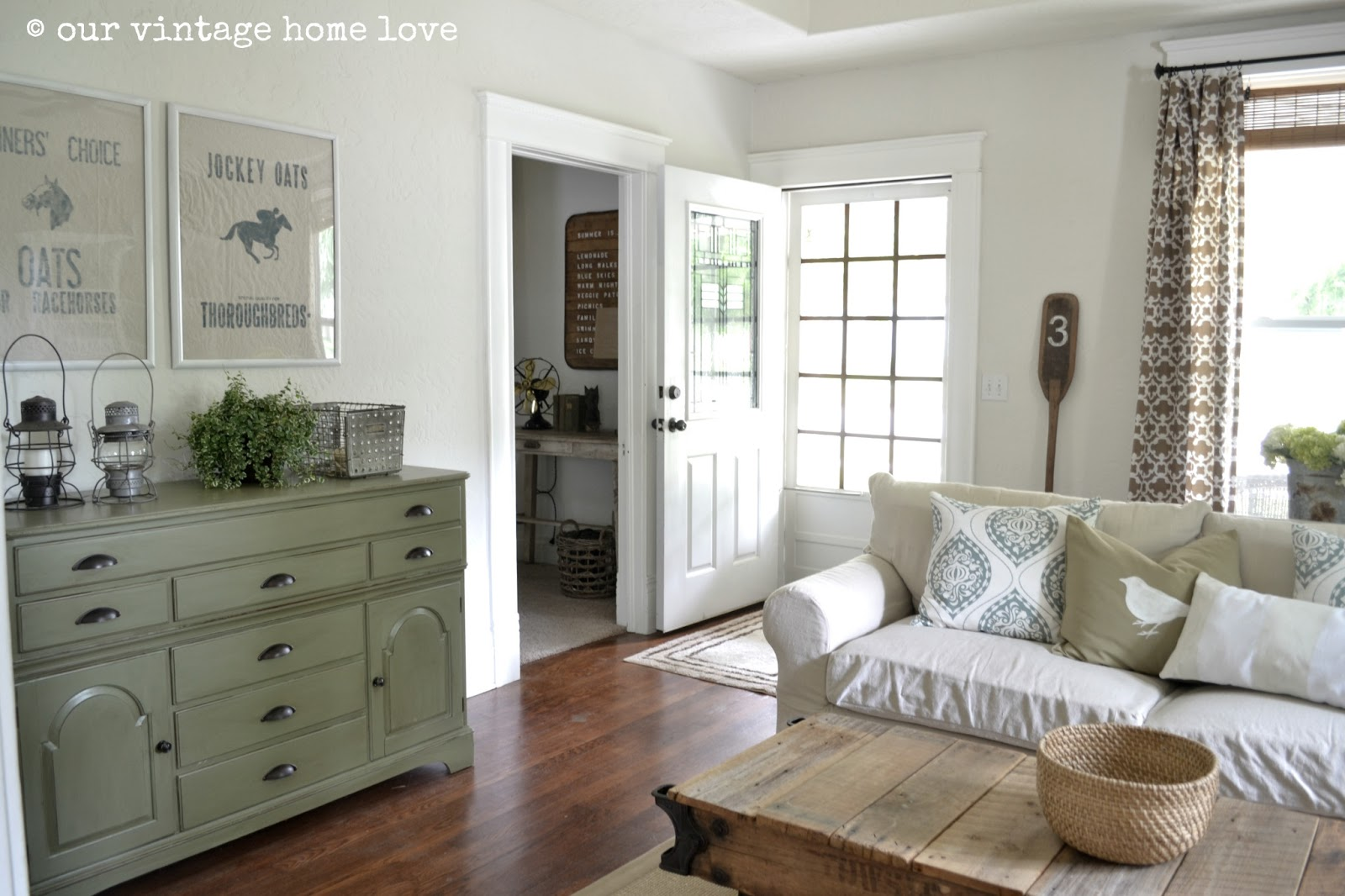 vintage home love our home family room dining room combo design ideas family room dining room combinations