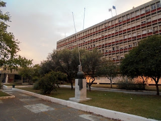 το Ηρώο Αγνοουμένων Ελλήνων από την τουρκική εισβολή στην Κύπρο  στην Καλαμάτα