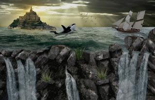 Macam-Macam Air dan Pembagiannya dalam Fiqih Lengkap dengan Penjelasannya