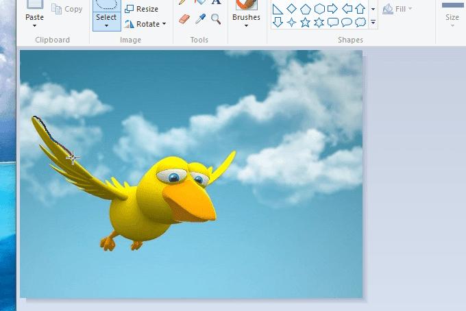 Cách crop ảnh trong Windows
