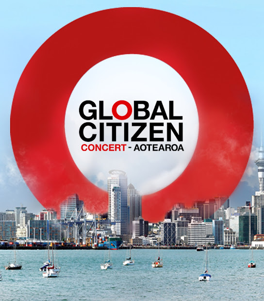 Blacklog Global Citizen Project - Auckland Town Hall