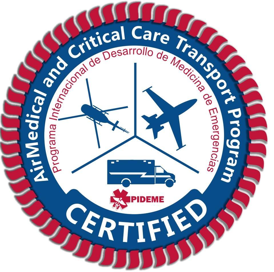 Diplomado en Aeromedicina y Transporte de Cuidados Críticos ...