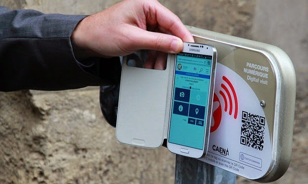 NFC支付戰國時代,哪些企業已經插旗?|數位時代