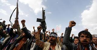 Allahu Akbar! Puluhan Teroris Syiah Houtsi Tewas di Kamp Pelatihan di Sana'a