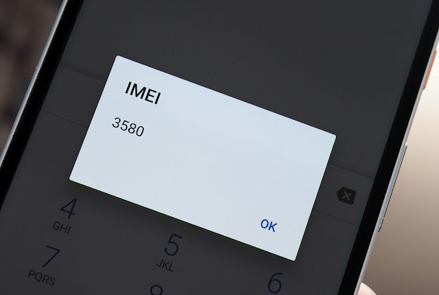 Cara Mengetahui Nomor IMEI di Handphone