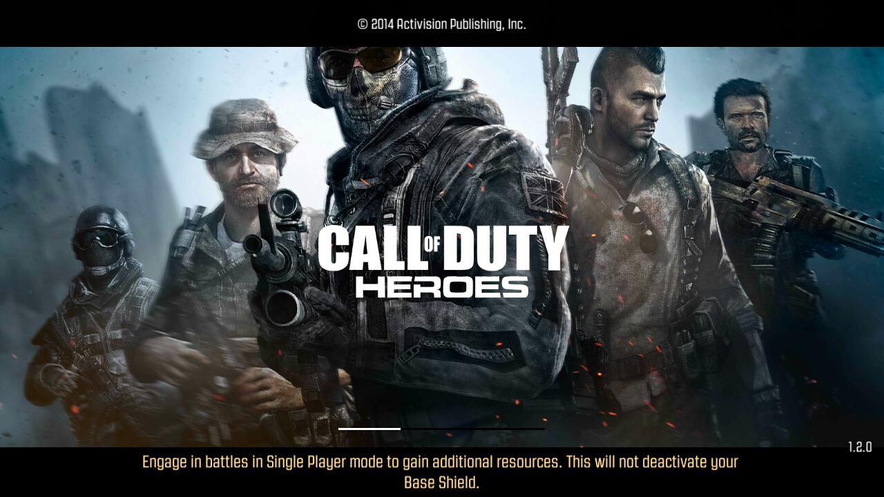 Call Of Duty : HEROES  v1.2.0
